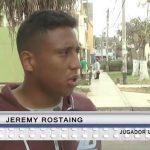 César Vallejo: Rostaing hará fuerza lejos del campo