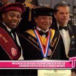 Melcochita recibió reconocimiento por su carrera artística en Estados Unidos