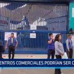 Trujillo: Centros comerciales podrían ser cerrados para Navidad