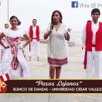 Aprendiendo a bailar festejo