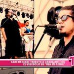 """Bareto rinde tributo a Chacalón con el videoclip de """"Ven mi amor"""""""