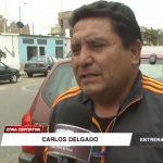 Calín Delgado confía en la selección y apuesta por Gareca