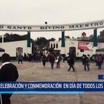 Chimbote: Celebración y conmemoración en día de todos los santos