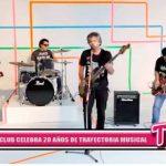 Cementerio Club celebra 20 años de trayectoria musical