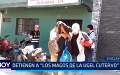 """Chiclayo: Detienen a """"Los magos de la Ugel Cutervo"""""""