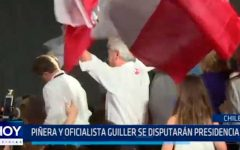 Internacional: Piñera y oficialista guiller se disputarán presidencia
