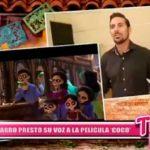 Internacional: Claudio Pizarro prestó su voz a la película 'Coco'