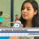 Gimnasia Rítmica: Trujillo por primera vez en carrera
