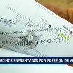 Víctor Larco: Vecinos enfrentados por posesión de vivienda