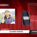 Repechaje 2018: Entrenador Paredes confía en la selección