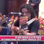 Local: Se dio inicio a la VI Feria Internacional del Libro 2017