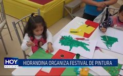 Hidrandina Organiza festival de pintura