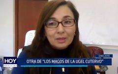 """Chiclayo: Otra de """"los magos de la UGEL Cutervo"""""""