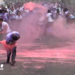 Revive lo que fue el divertido The Color Run