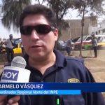 INPE: Sentenciados con beneficios limpiaron calles de Trujillo