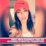 Nacional: Angie Jibaja reaparece tras ser internada en hospital psiquiátrico