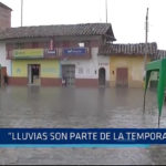 Julcán: Lluvias son parte de la temporada