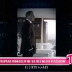 """Luis Miguel prepara videoclip de """"La Fiesta del Mariachi"""""""
