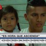 Fútbol: Acevedo anhela una nueva división para Mannucci