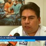 Medicina Legal rechaza negligencia en menor agredida