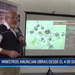 PIURA: Ministros anuncian obras desde el 04 de Diciembre
