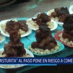 """Salud: """"Misturita"""" al paso pone en riesgo a comensales"""