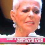 Internacional: Murió La cantante María Martha Serra Lima a los 72 años