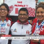 Bolivarianos 2017: Cattaneo, Hurtado y Murakami son bien recibidos