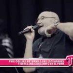Phil Collins retorna a los escenarios y ofrecerá concierto en el Perú