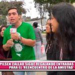"""Local: Pilsen Callao sigue regalando entradas para el """"Reencuentro de la amistad"""""""