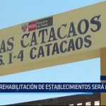Piura: Rehabilitación de establecimientos será en 2018