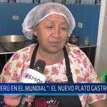 Perú en el Mundial : El nuevo plato gastronómico