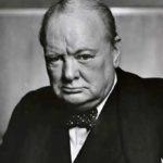 Nació el gran orador Winston Churchill
