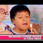 """Nacional: """"Una Navidad en Verano"""" estrena su tercer tráiler"""