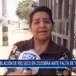 Población de Río Seco en incertidumbre ante falta de trabajos