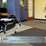 """""""Spotmini"""": el nuevo robot mascota de gran agilidad"""