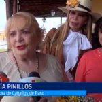 Trujillo: Rinden homenaje a criadora de caballos de paso