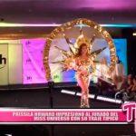 Prissila Howard impresionó al jurado del Miss Universo con su traje típico