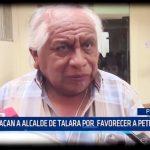 Piura: Vacan a alcalde de Talara por favorecer a Petroperú