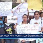 Venezuela: Piden ayuda para pacientes con órganos trasplantados
