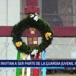 Invitan a ser parte de la guardia juvenil papal