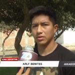 Arly Benites un año más con UCV y buscará su revancha