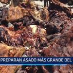 Uruguay: Preparan asado más grande del mundo