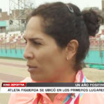 Atleta Figueroa se ubicó en los primeros lugares