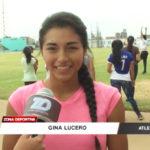 Atletismo: Gina Lucero se tiene fe para este 2018