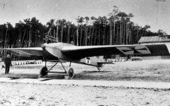 Construyen el primer avión de metal