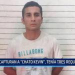 "Chepen: Capturan a ""Chato Kevin"" tenía tres requisitorias"