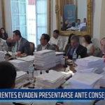 Trujillo: Gerentes evaden presentarse ante Consejo Regional