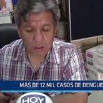 Piura: Más de 12 mil casos de dengue