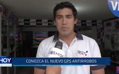 Trujillo: Conozca el nuevo GPS antirobos